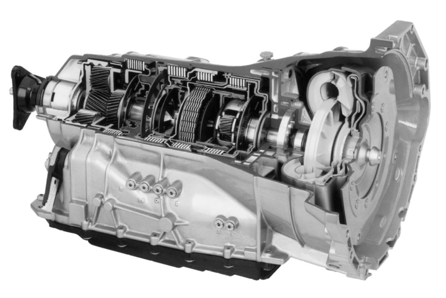 Engine Driveline